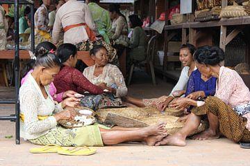 Indonesië: Werkende vrouwen von Raoul van de Weg
