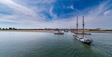 Welkom op Texel - Oudeschild van Texel360Fotografie Richard Heerschap