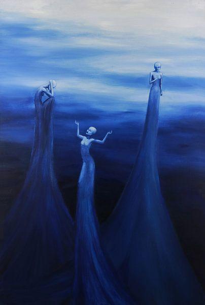 Manic Depression van Marije du Bateau