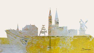 Bremen in a nutshell van Harry Hadders