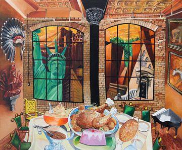 thanksgiving van Jeroen Quirijns