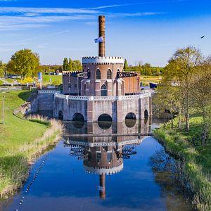 Stoomgemaal Cruquis, Haarlemmermeer