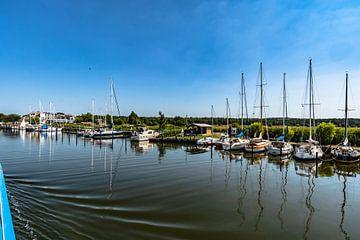 Hafen Moritzdorf / Bollwerk in Baabe auf Rügen von GH Foto & Artdesign