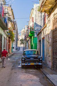 straatje in Cuba