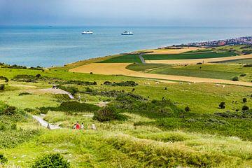 Ferryboten aan de Opaalkust van Koen Henderickx