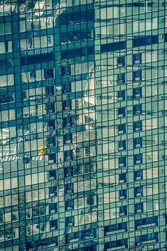 Urbane Reflexionen in Tokio von Mickéle Godderis