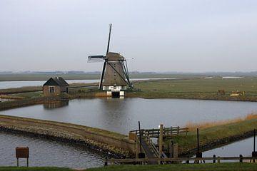 Molen op Texel sur Antwan Janssen