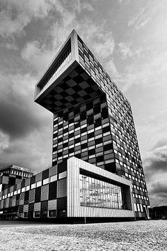 STC Gebouw, Rotterdam sur Gerard Burgstede
