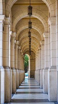 Arches à La Havane, Cuba sur Jessica Lokker