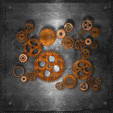 steampunk radertjes-a