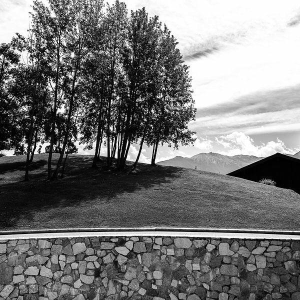 Drie horizonnen van Erik Rudolfs
