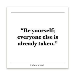 Inspiratie quote   Oscar Wilde