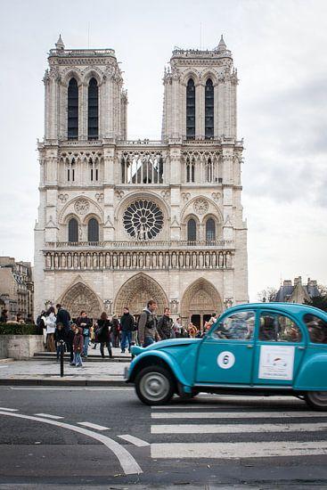 Notre Dame - Deux Chevaux