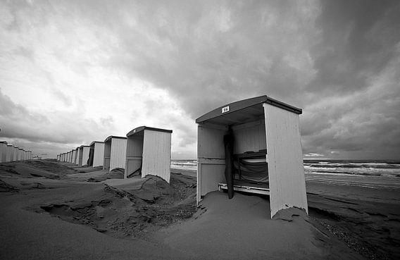 beach houses  van Dirk van Egmond