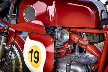 Moto Guzzi van Rob Boon