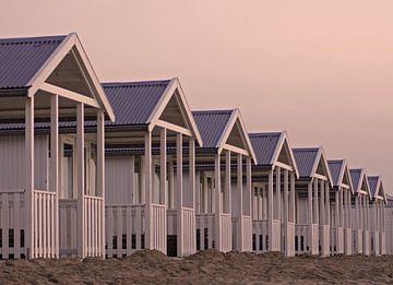 vakantie aan het strand von Dirk van Egmond