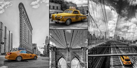 New York Yellow Cab van Carina Buchspies