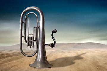 Surreal Tuba van Pat Desmet