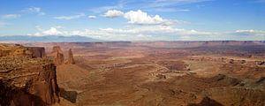 canyonlands Utah  van