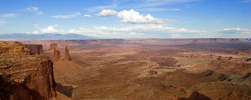 canyonlands Utah  van MadebyGreet Greetvanbreugel