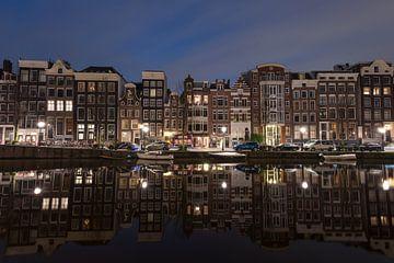 Singel Amsterdam  van Kevin Boelhouwer