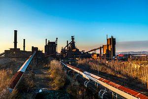 Hochofen industriell von Vozz PhotoGraphy