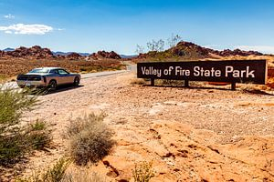 Valley of Fire state park - Nevada - Las Vegas