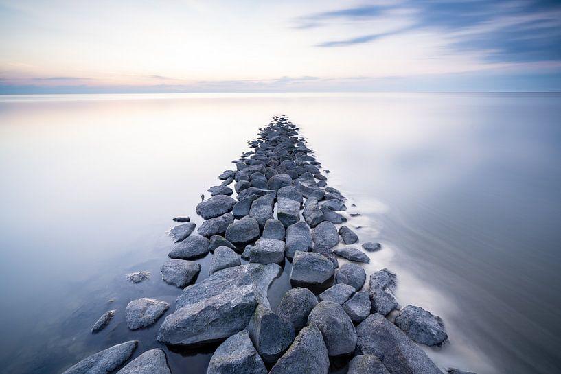 Minimalistisch wad in al zijn schoonheid van Fotografiecor .nl