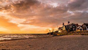 Urk, een geweldige historisch vissers (voormalig) eiland