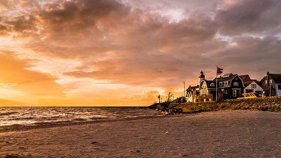 Urk, een geweldige historisch vissers (voormalig) eiland van Harmen Goedhart