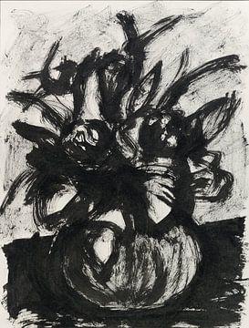 Fleurs d'automne sur Katrijn Van Bree