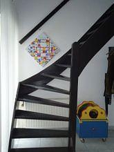 Kundenfoto: Piet Mondriaan. Victory Boogie Woogie, auf leinwand