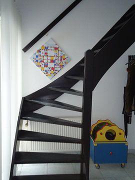 Kundenfoto: Piet Mondriaan. Victory Boogie Woogie