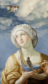 Artemisia sur Marja van den Hurk