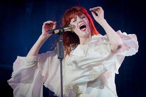 Florence + The Machine van Jonas Demeulemeester