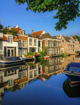 Utrechtse Veer - Nieuwe Rijn Leiden van Dirk van Egmond