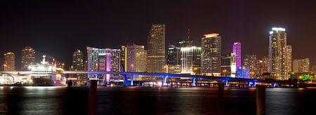 Skyline of Miami