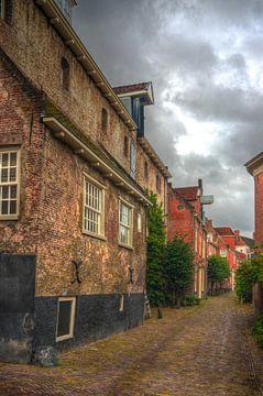 Historische Muurhuizen Amersfoort Nederland von Watze D. de Haan