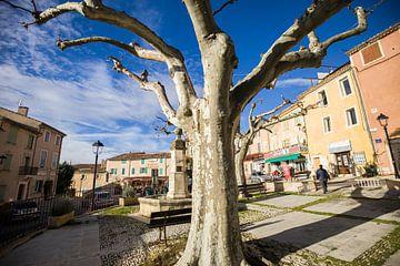 Dorpje in de Provence in Frankrijk sur Rosanne Langenberg
