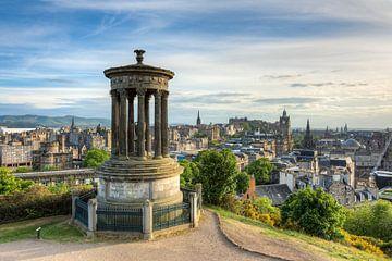 Edinburgh Calton Hill sur