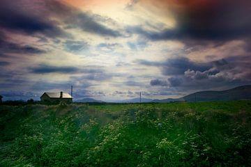 Réveillez-vous à l'île de Valentia, Irlande