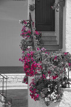 Italiaans balkon von Pierre De bresser