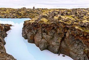 Blue Lagoon, IJsland van