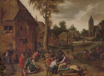 Dorffest, Adriaen Brouwer