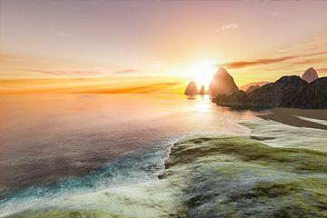 Sonnenuntergangsstimmung von Markus Gann