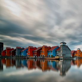 Reitdiephaven | Groningen, the Netherlands von Frank Tauran