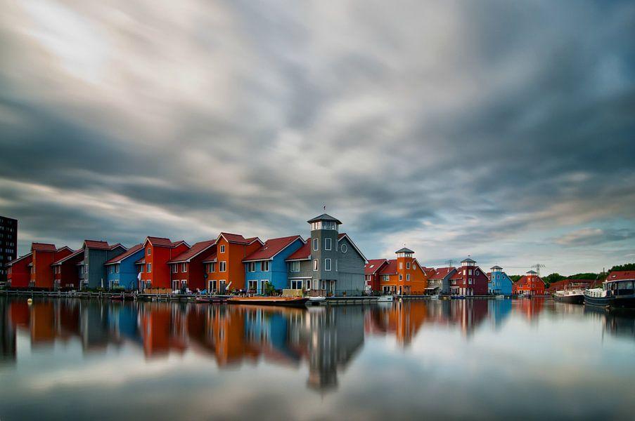 Reitdiephaven | Groningen, the Netherlands