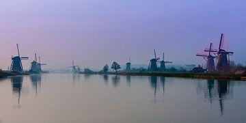 The Mills of Kinderdijk van Martyn Buter