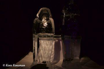 Bevroren Mummie Kist van Koos Koosman