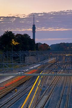 Spoor Arnhem van Anton de Zeeuw